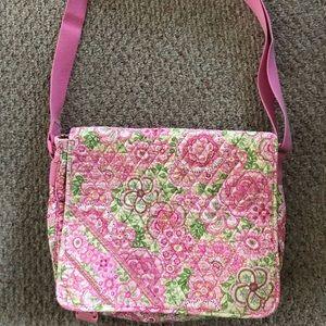 Vera Bradley Petal Pink Messenger bag